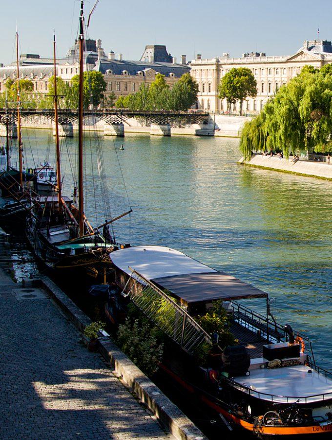 Париж Хемингуэя («Праздник, который всегда с тобой»). Часть 2: рыболовы и рыбный friture