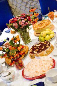 «Антоновские яблоки» Ивана Бунина и яблочные сладости к чаю