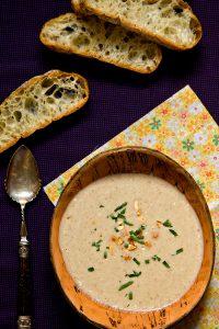 Ореховый суп для Рапунцель и пирог с лисичками (Disney/братья Гримм)