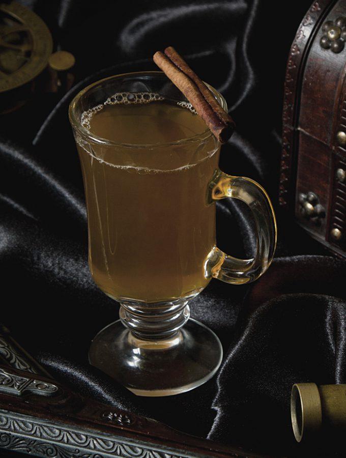Английский чайный грог (Роберт Луис Стивенсон. «Остров сокровищ»)