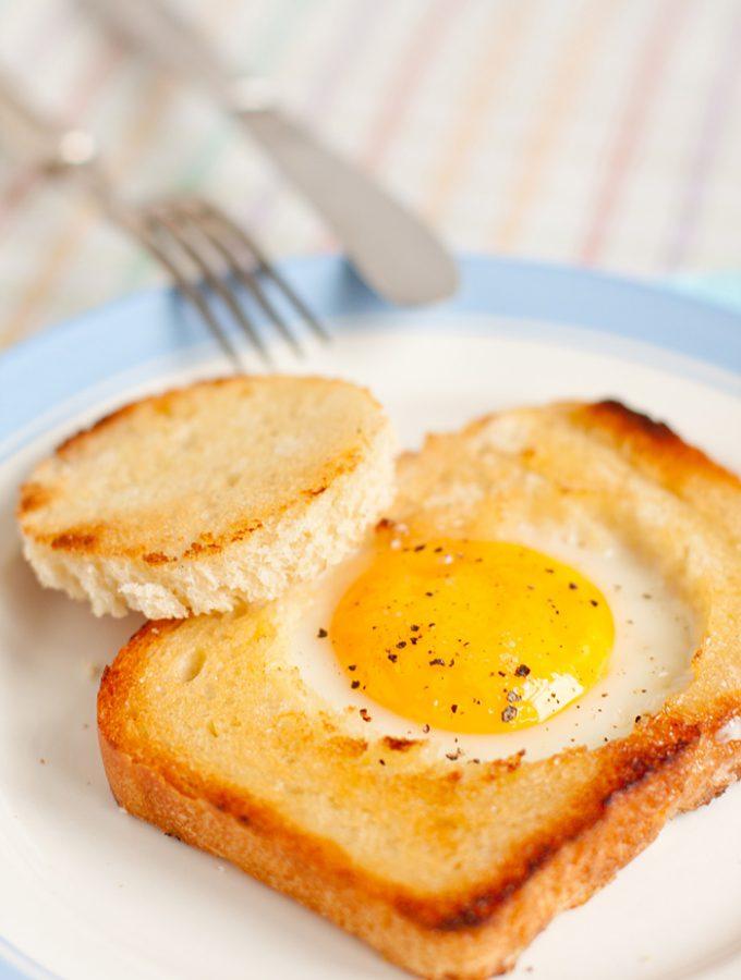 Яйца по-бирмингемски (Теннесси Уильямс. «Несъедобный ужин»)