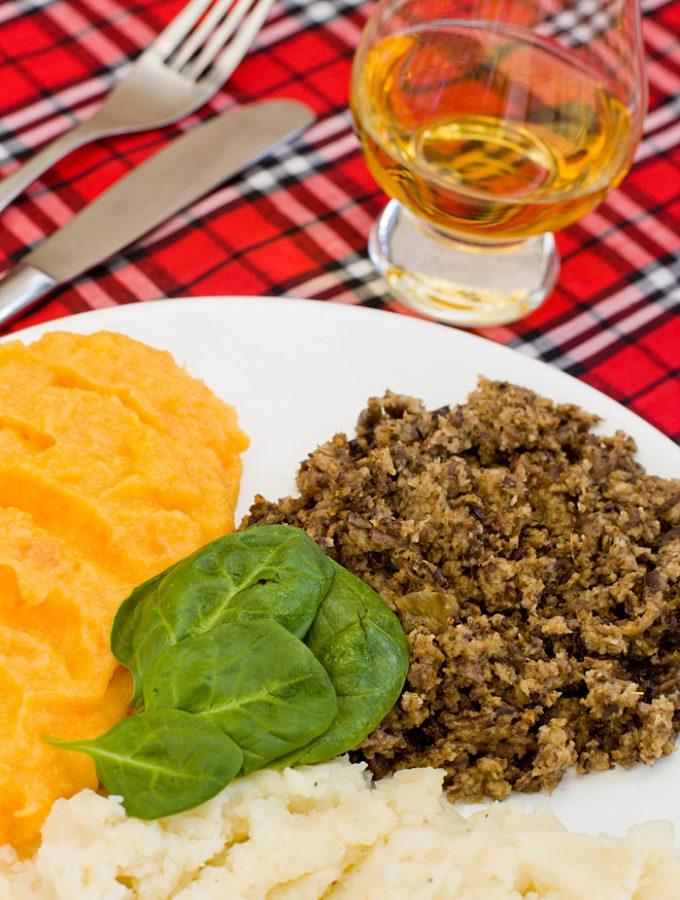 Вкус Шотландии: хаггис, каллен-скинк и кранахан (на день рождения Роберта Бёрнса)