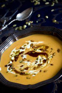Тыквенный суп из Королевской Гавани (Джордж Мартин. «Игра престолов»)