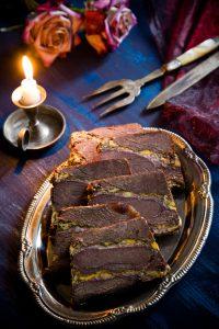 Кухня Джейн Остин, часть 2: ПРОДУКТОВАЯ КОРЗИНА | Рецепт: ПИРОГ ИЗ ОЛЕНИНЫ