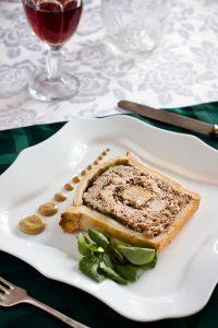 Страсбургский пирог (А. С. Пушкин. «Евгений Онегин»)