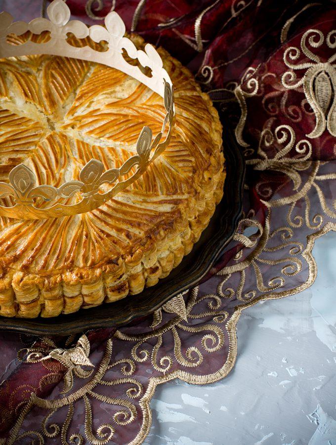 Королевская галета, или Пирог волхвов по-французски (Ги де Мопассан. «Мадмуазель Перль»)