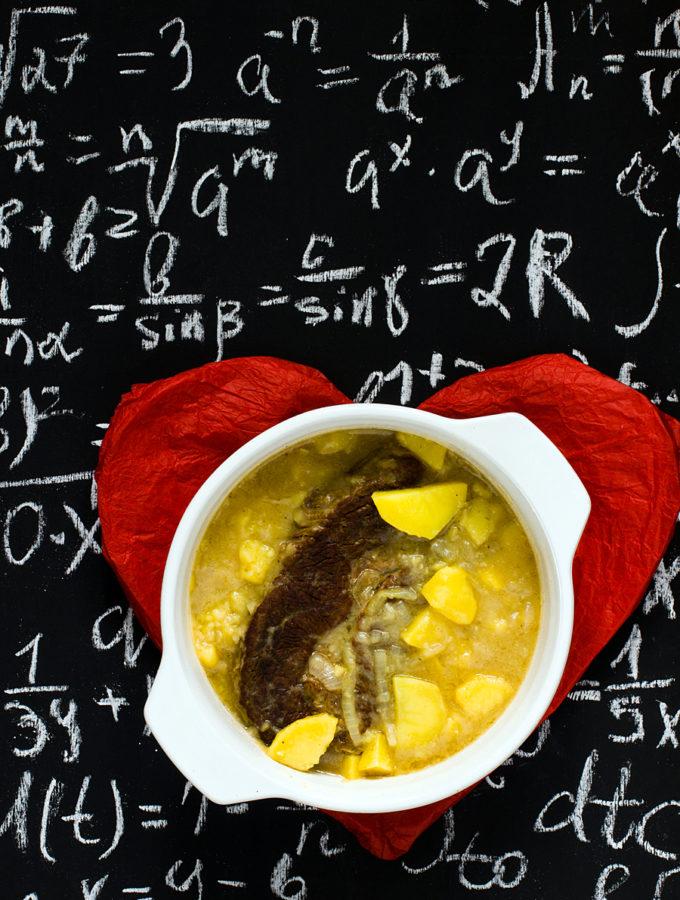 Pot roast, или тушёное мясо в стиле янки (О. Генри. «Третий ингредиент»)