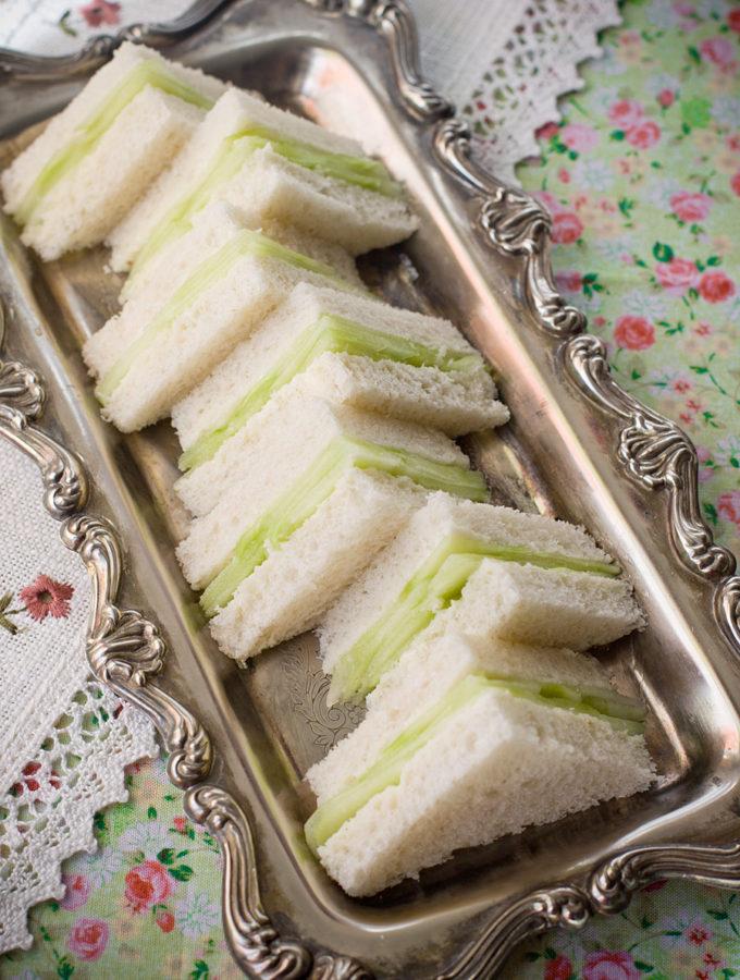 Сэндвичи с огурцом (Оскар Уайльд. «Как важно быть серьёзным»)