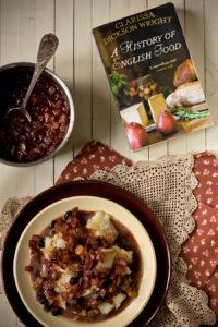 «История английской кухни» Клариссы Диксон Райт (и рыба по средневековому рецепту)