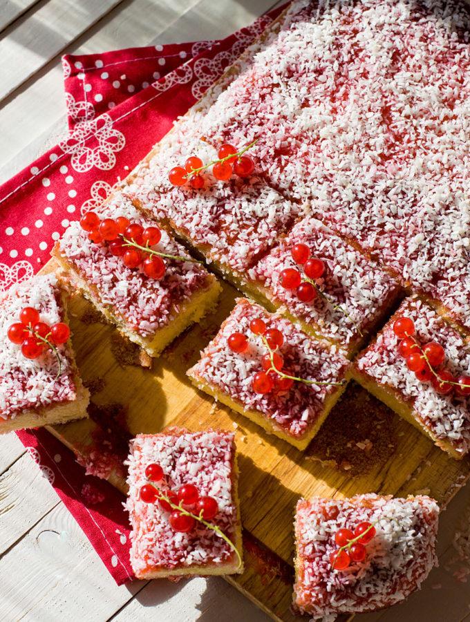 Кокосовый торт для послушных детей (Памела Трэверс. «Мэри Поппинс возвращается»)