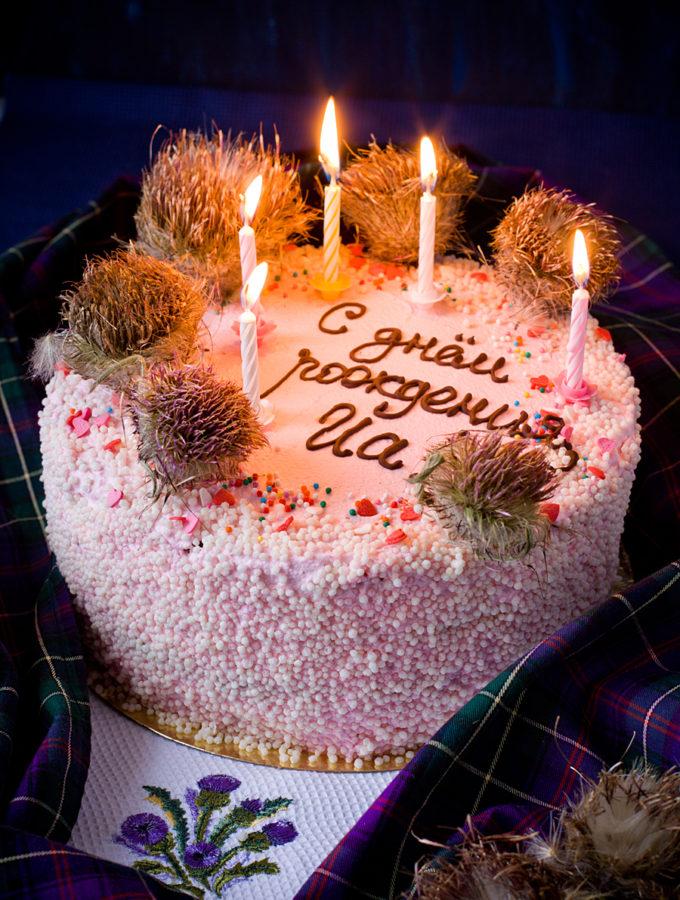 Именинный торт для Иа (Алан Милн. «Винни-Пух»)