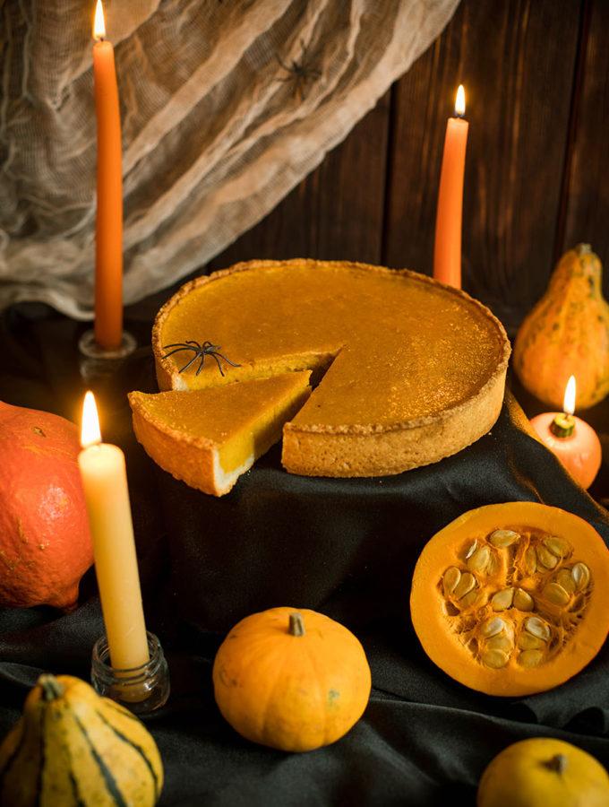 Американский тыквенный пирог (Вашингтон Ирвинг. «Легенда о Сонной Лощине»)