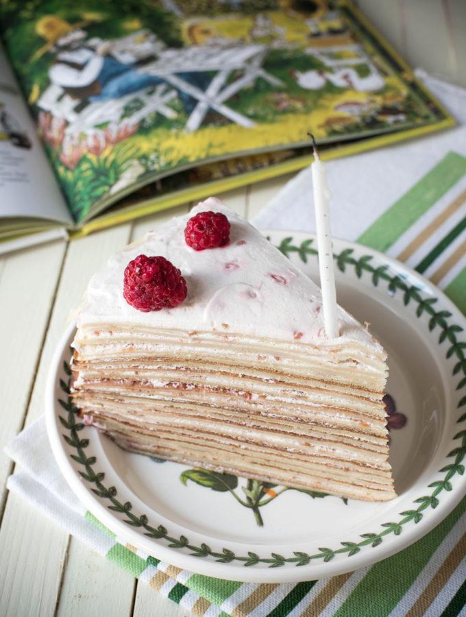 Именинный пирог Петсона и Финдуса