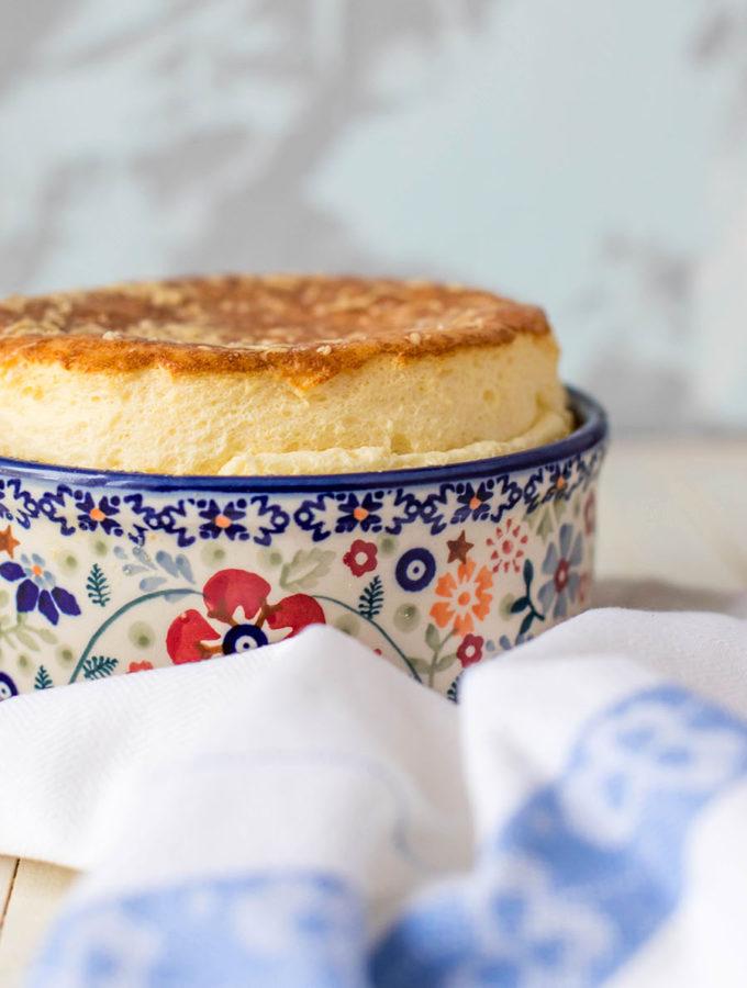 Сырное суфле — фирменное блюдо Агаты Кристи